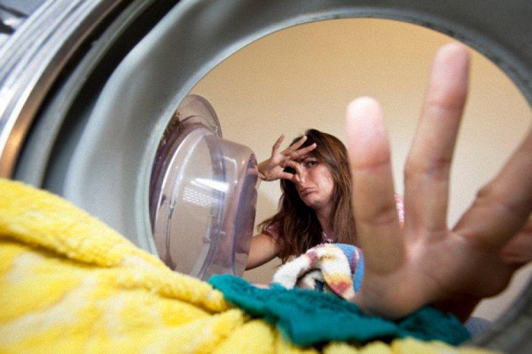 Bí quyết xử lý mùi hôi máy giặt