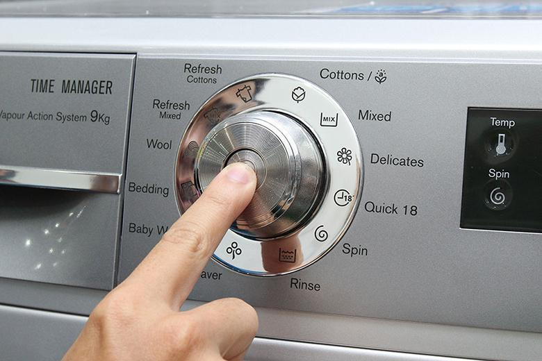 Vì sao bạn nên chọn mua máy giặt Electrolux