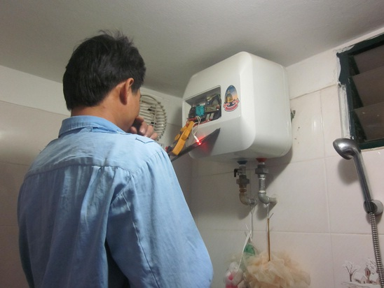 Sửa bình nóng lạnh tại Hà Nội