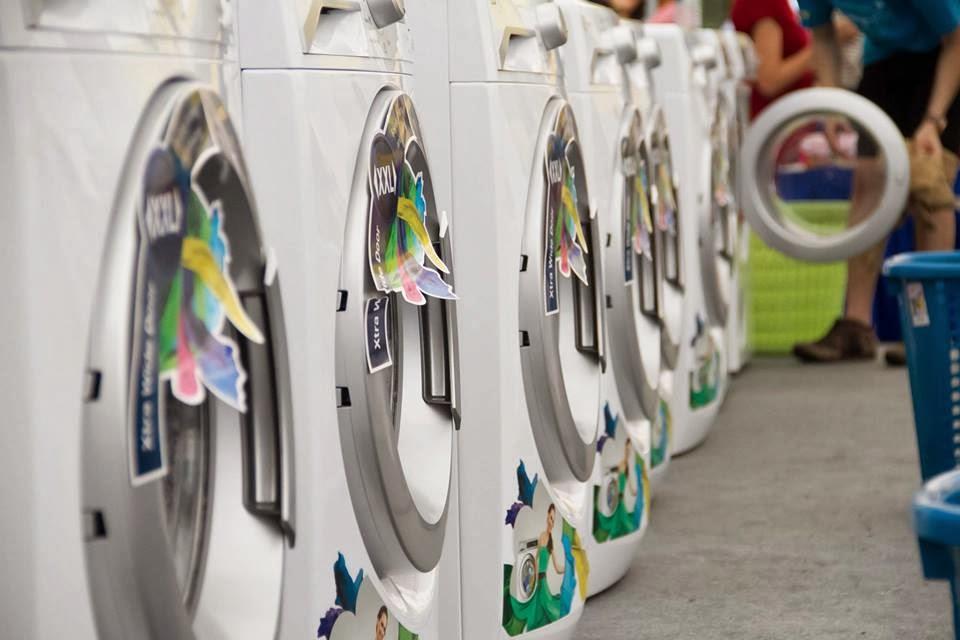 Mua bán máy giặt Electrolux cũ giá tốt