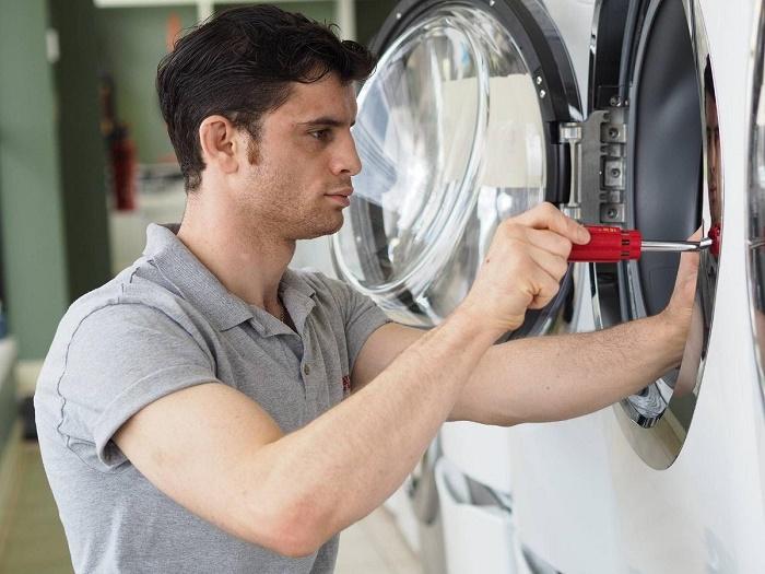 Bảng mã lỗi của máy giặt Electrolux P1