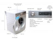 Cách sử dụng máy giặt Electrolux EWF10932