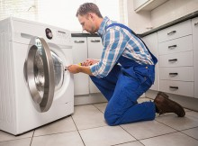 Cách sửa máy giặt Electrolux bị rung lắc