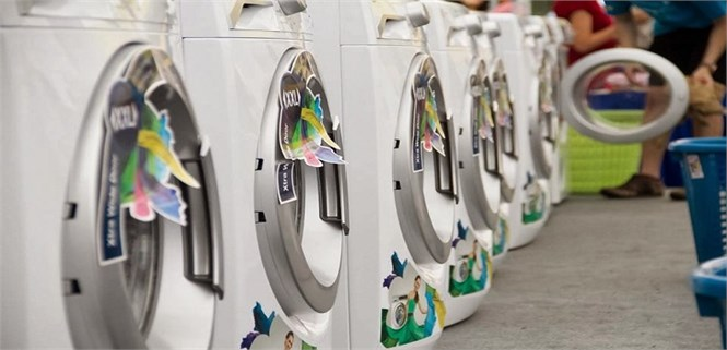 3 máy giặt hơi nước Electrolux giá rẻ hấp dẫn