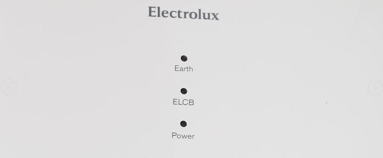 Đèn báo của bình nóng lạnh Electrolux