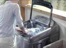 Sai lầm thường gặp khi sử dụng máy giặt