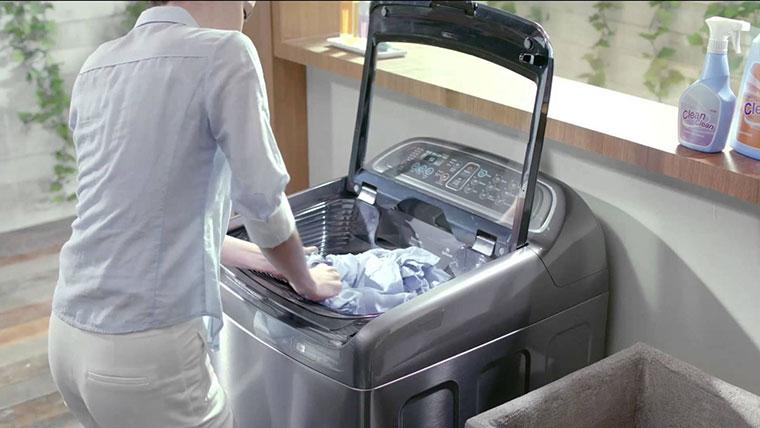 Sai lầm thường gặp khi sử dụng máy giặt Electrolux