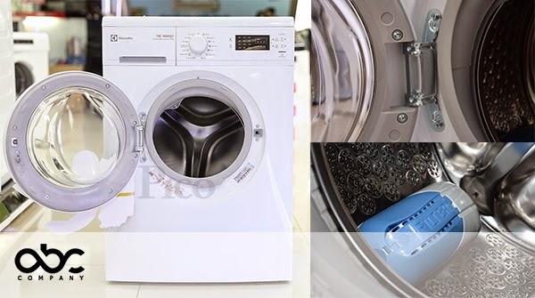 Cách lắp đặt máy giặt Electrolux
