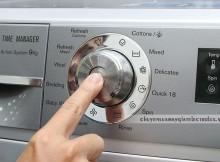 Máy giặt Electrolux mất nguồn và cách sửa