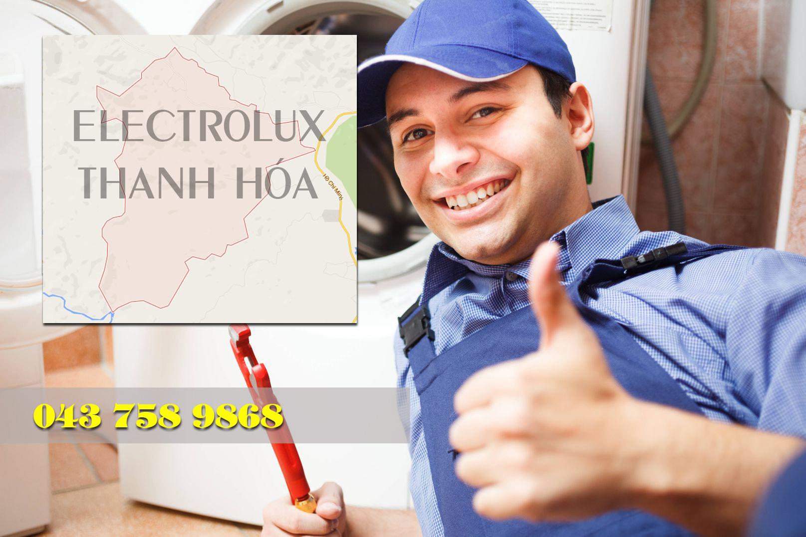Sửa máy giặt Electrolux tại Thanh Hóa