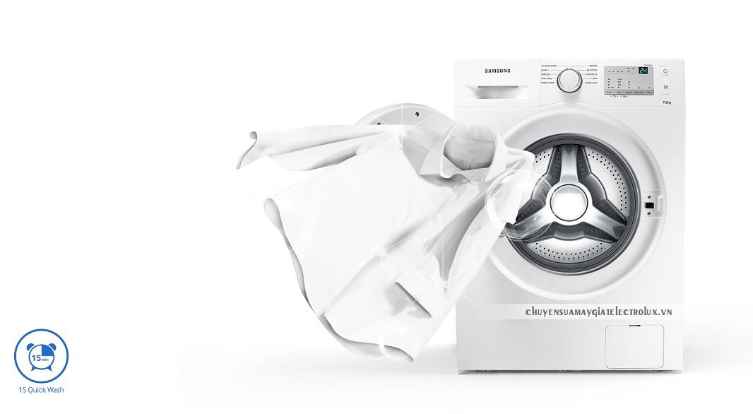 Cách vệ sinh máy giặt bằng giấm chua hiệu quả 100%