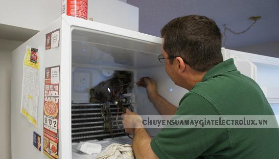 Sửa tủ lạnh tại Hải Phòng