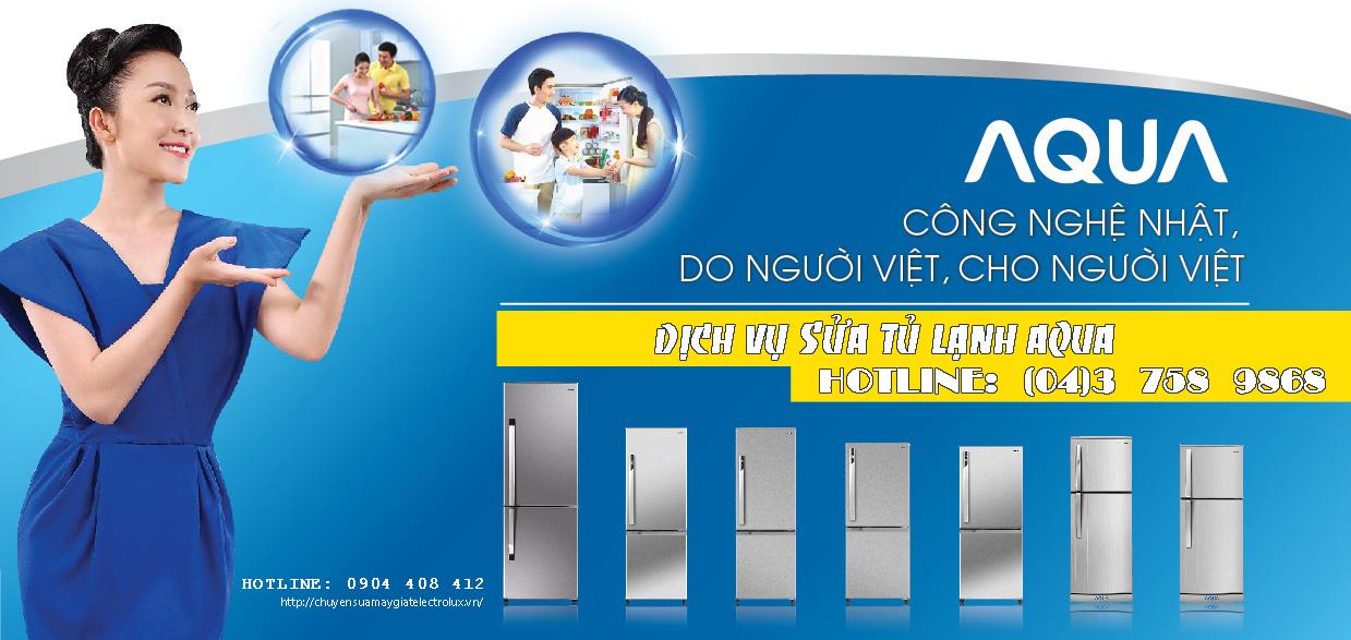 Sửa tủ lạnh Aqua tại Hà Nội