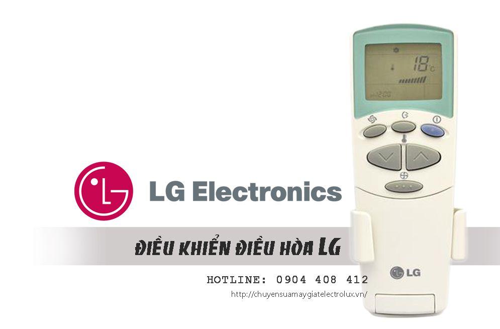 Điều khiển điều hòa LG chính hãng