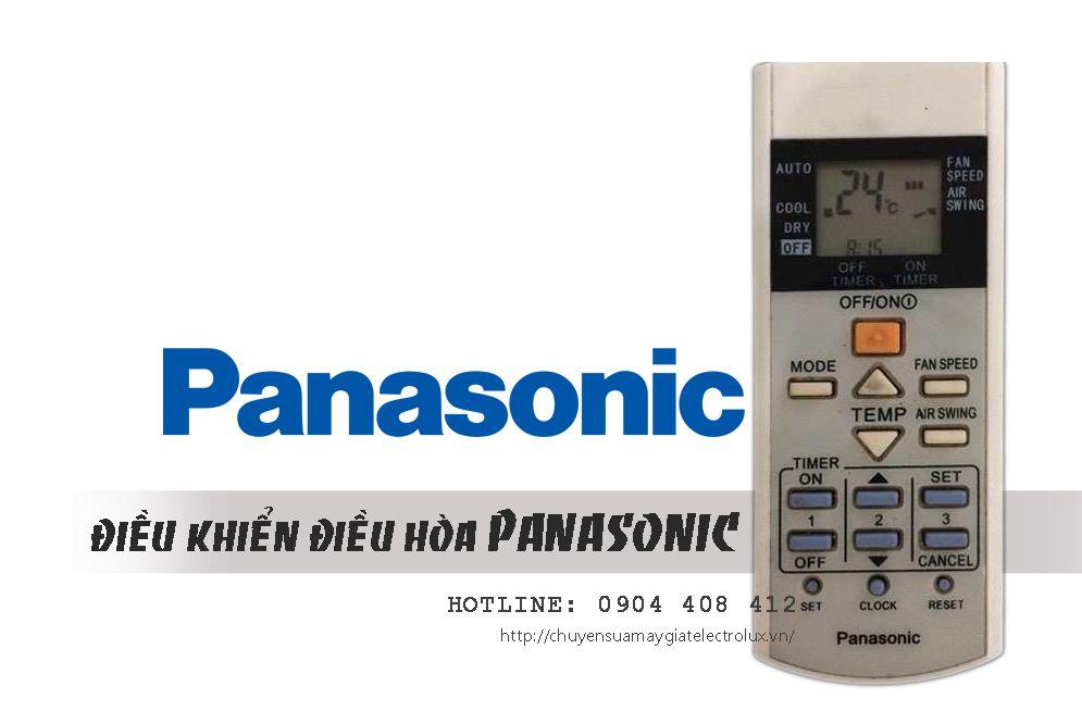 Điều khiển điều hòa Panasonic chính hãng