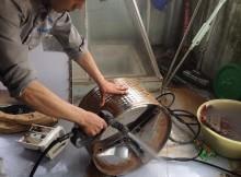 Bảo dưỡng máy giặt tại Hải Dương