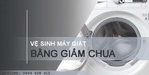 Hướng dẫn cách vệ sinh máy giặt Electrolux đơn giản chỉ với 5 bước